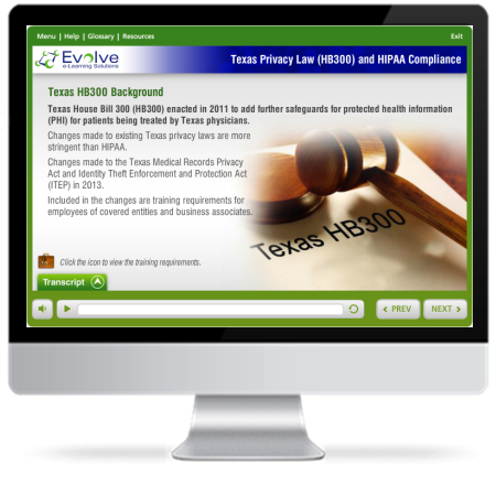 Texas HB300 & HIPAA  Privacy