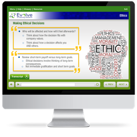 Ethics/Code of Conduct