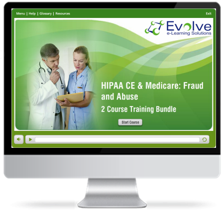 HIPAA CE & Medicare Fraud & Abuse