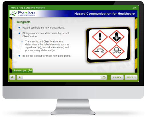 Hazard Communication for Healthcare